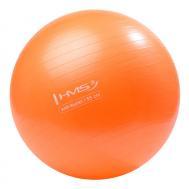 Мяч для фитнеса (фитбол) HMS YB02 55 см Anti-Burst Orange