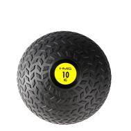 Мяч набивной для кроссфит (слембол) 10 кг HMS PST10