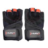 Перчатки для фитнеса HMS RST01 Red L
