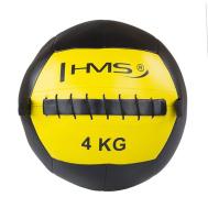 Мяч набивной для кроссфита (wall ball) 4 кг HMS WLB 4 KG