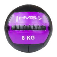 Мяч набивной для кроссфита (wall ball) 8 кг HMS WLB 8 KG