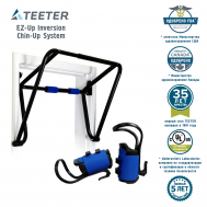 Инверсионные ботинки с турником Teeter EZ-Up Inversion & Chin-Up System